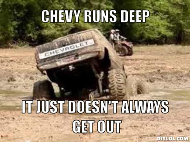 The Best AntiChevy Memes  Funniest Chevy Jokes