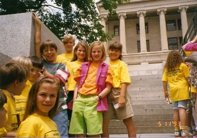I Refused to Wear the Sa... is listed (or ranked) 2 on the list Rank My Neon Outfits from the '90s