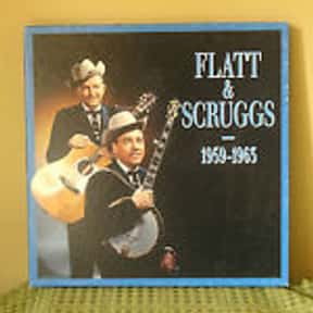 Bear Family Box 1948-1959 (dis is listed (or ranked) 3 on the list The Best Lester Flatt & Earl Scruggs Albums of All Time