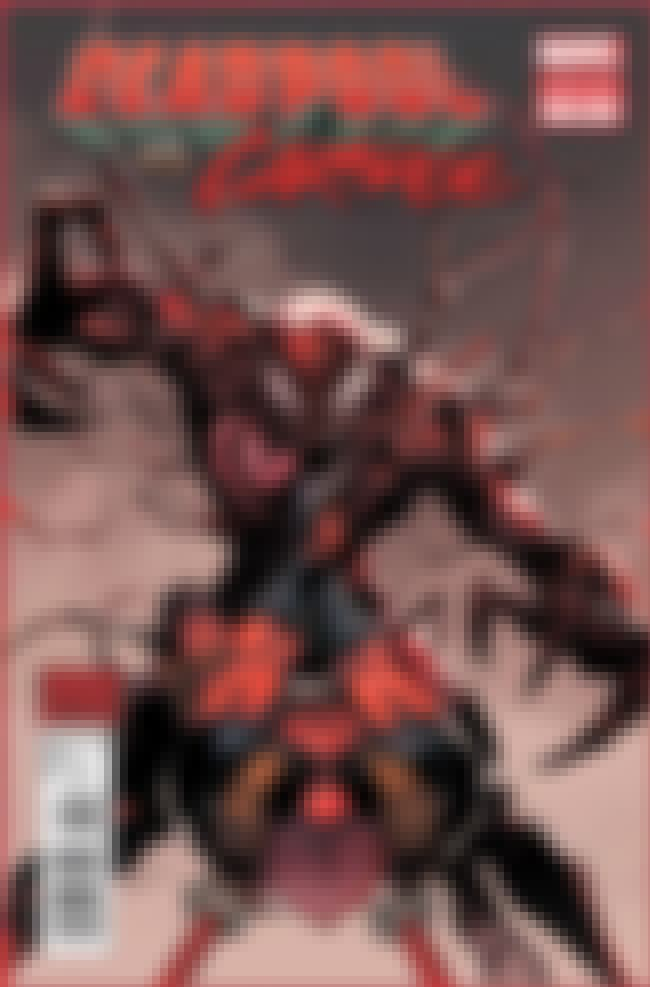 Deadpool vs. Carnage is listed (or ranked) 3 on the list The Greatest Interpretations of Carnage