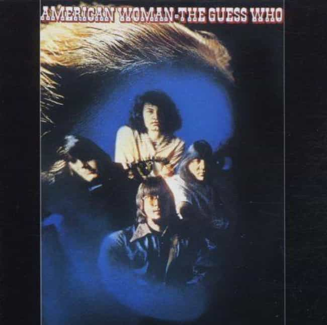 American Woman is listed (or ranked) 1 on the list The Best Guess Who Albums of All Time