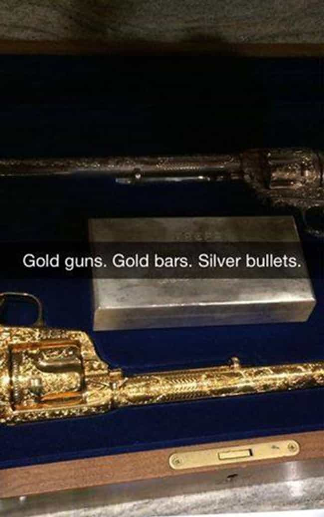 Yea, But Where Are the Silver Guns?