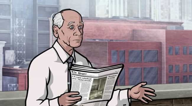 """Let's liven things... is listed (or ranked) 3 on the list The Best Obscure Jokes and References on Archer"