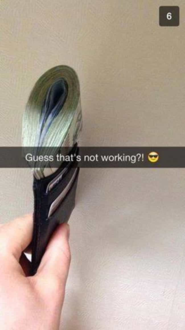 The Most Annoying Photos of Rich Kids on Snapchat