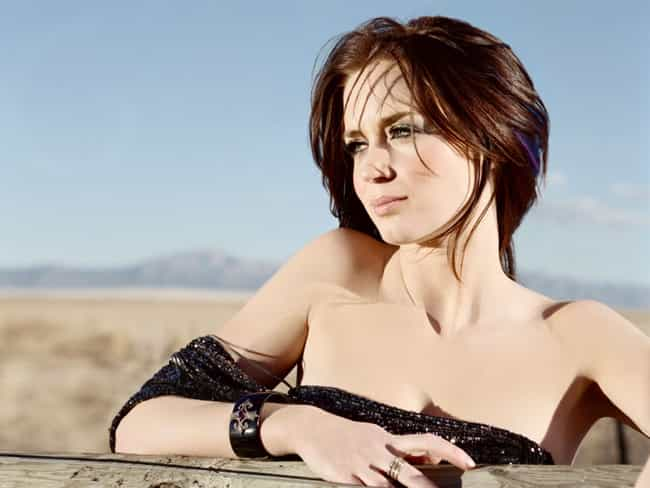 Emily Blunt Hopes Help is on t... is listed (or ranked) 3 on the list The Hottest Emily Blunt Photos