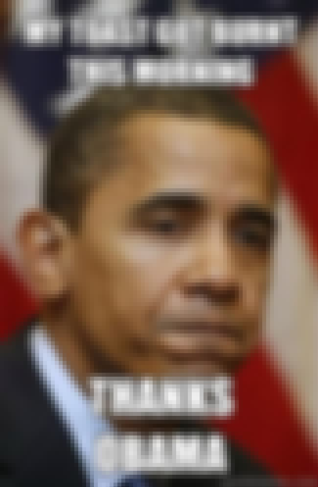What? My fault again? is listed (or ranked) 3 on the list The Best Barack Obama Memes
