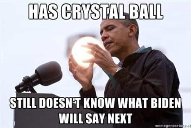 I thought it was aliens, Barac... is listed (or ranked) 2 on the list The Best Barack Obama Memes
