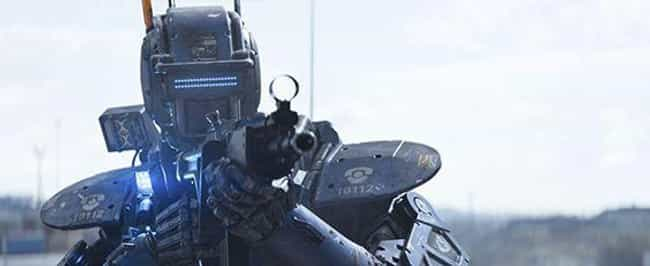 Chappie, You Must Fight ... is listed (or ranked) 2 on the list Chappie Movie Quotes
