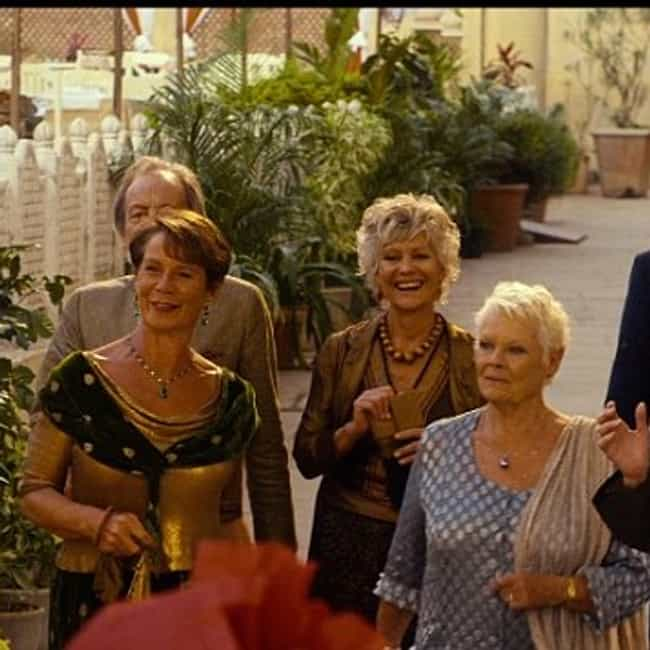 I Couldn't Resist the Chance is listed (or ranked) 4 on the list The Second Best Exotic Marigold Hotel Movie Quotes