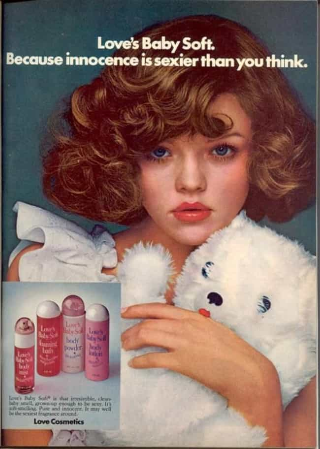 Lolita, Anyone? is listed (or ranked) 1 on the list Vintage Ads That Are Offensively Sexist