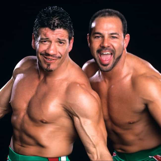 The Guerreros is listed (or ranked) 3 on the list The Greatest Families In Wrestling