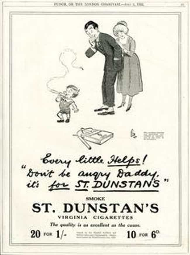 Aren't Children Adorable When ... is listed (or ranked) 3 on the list Vintage Smoking Ads They'd Never Get Away with These Days