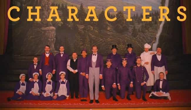Those Are Real Hotel Emp... is listed (or ranked) 3 on the list 18 Amazing Easter Eggs in Wes Anderson Films
