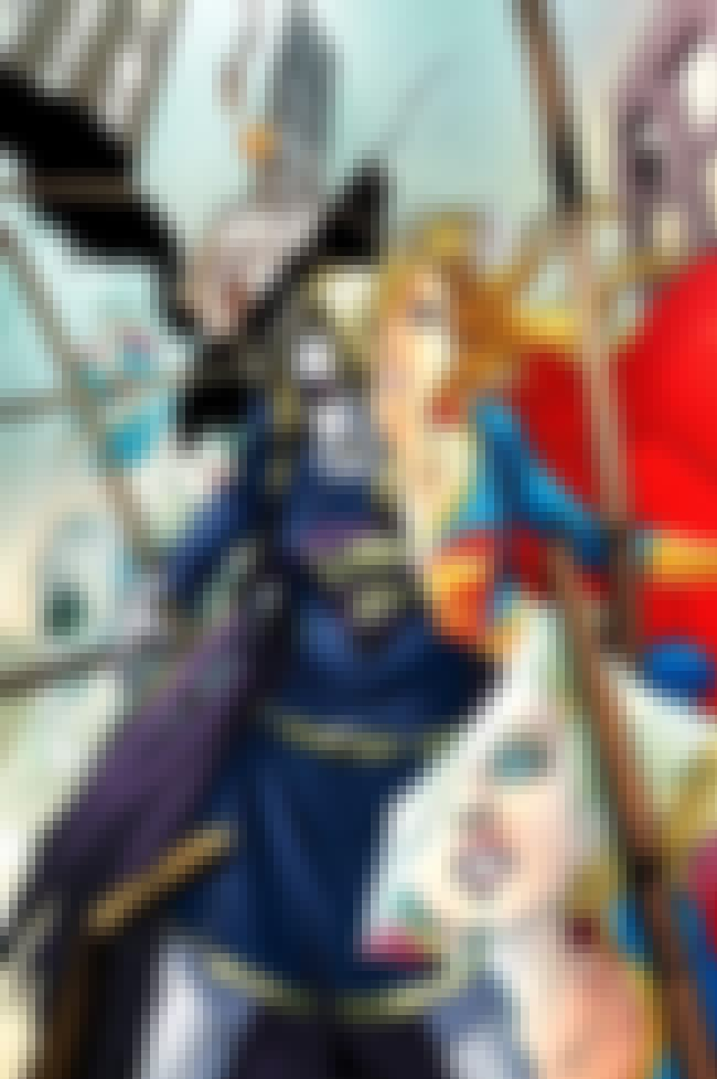 Bizarro Supergirl is listed (or ranked) 3 on the list The Best Supergirl Villains of All Time