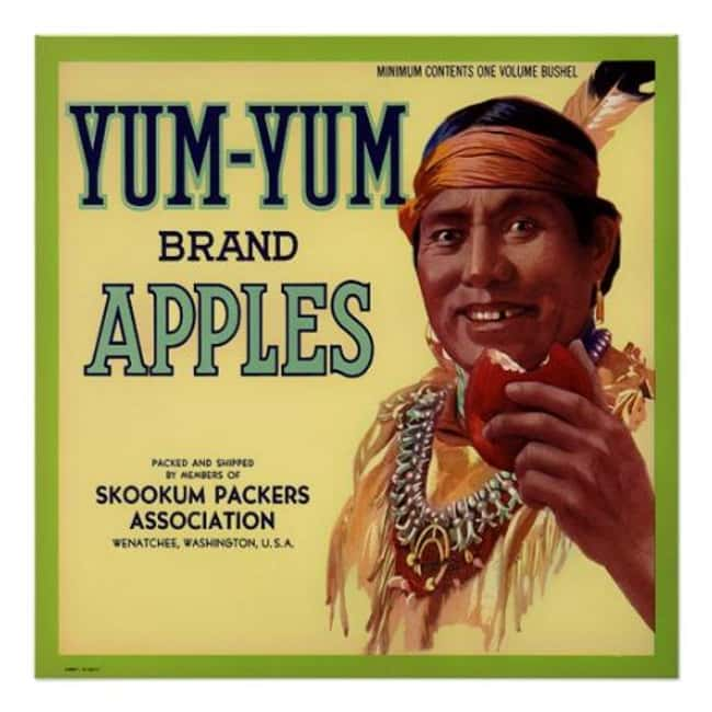 Yum Yum, Racism Is Delicious! is listed (or ranked) 39 on the list Vintage Ads That Are Horribly Racist