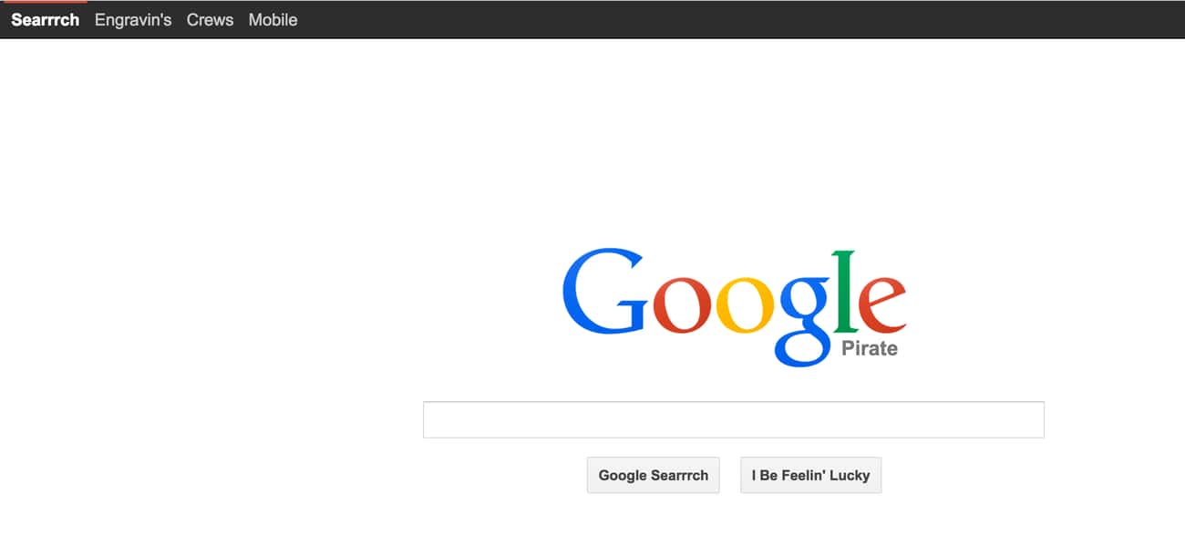Custom Interfaces Let You be a is listed (or ranked) 4 on the list The Best Google Easter Eggs