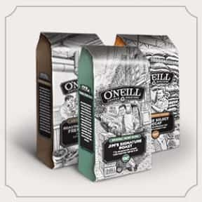 O'neill's Coffee Co is listed (or ranked) 24 on the list The Best Packaged Coffee Brands