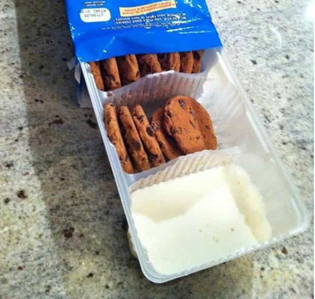 Solution: Use the Packaging to... is listed (or ranked) 2 on the list Practical Solutions to First World Problems