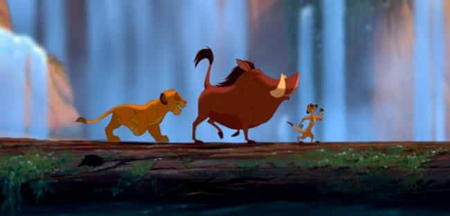 Baloney is listed (or ranked) 2 on the list The Lion King Is Full Of Baloney