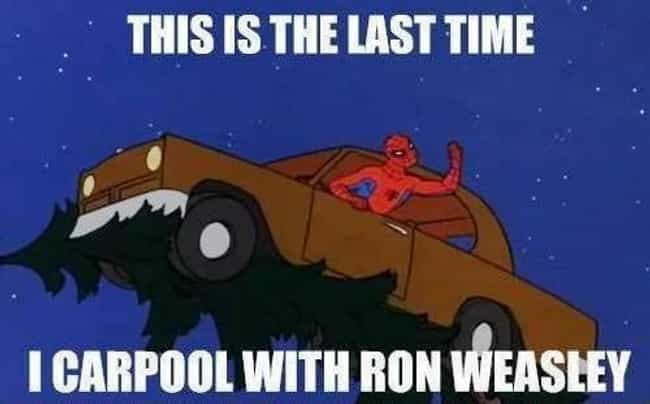 That's Why You Should Look Int... is listed (or ranked) 2 on the list The Best Spiderman Memes on the Internet