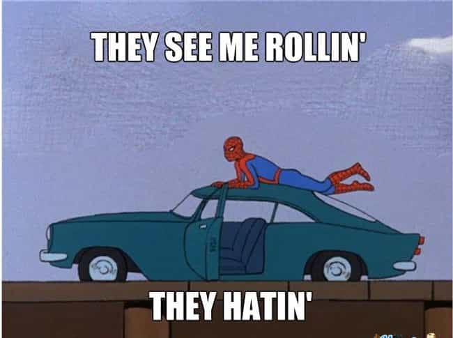 The Best Spiderman Memes on the Internet