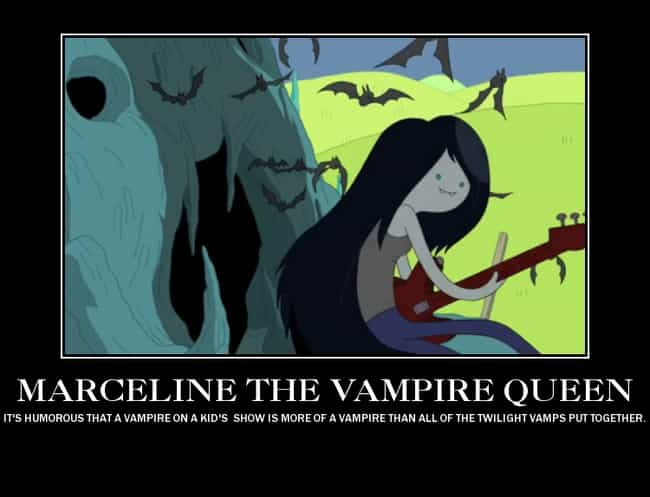 She drinks the color red is listed (or ranked) 2 on the list The Best 'Adventure Time' Memes On The Internet