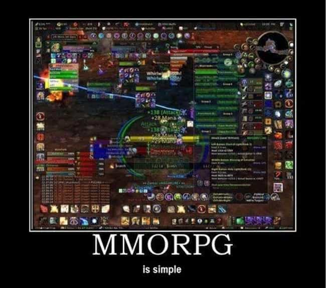 Ummm, pretty much what it is is listed (or ranked) 1 on the list The Best World of Warcraft Memes of All Time