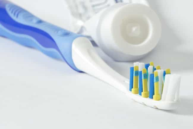 Toothbrushes - Bathroom Germ M... is listed (or ranked) 2 on the list 20 Things That Are Dirtier Than a Toilet Seat
