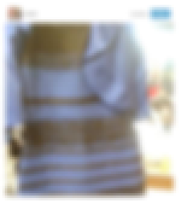 It Started with This Tumblr Po... is listed (or ranked) 1 on the list The Internet Reacts to What Color Is This Dress?