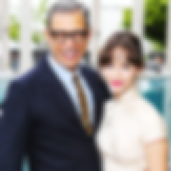 Emilie Livingston is listed (or ranked) 1 on the list Women Who Jeff Goldblum Has Dated