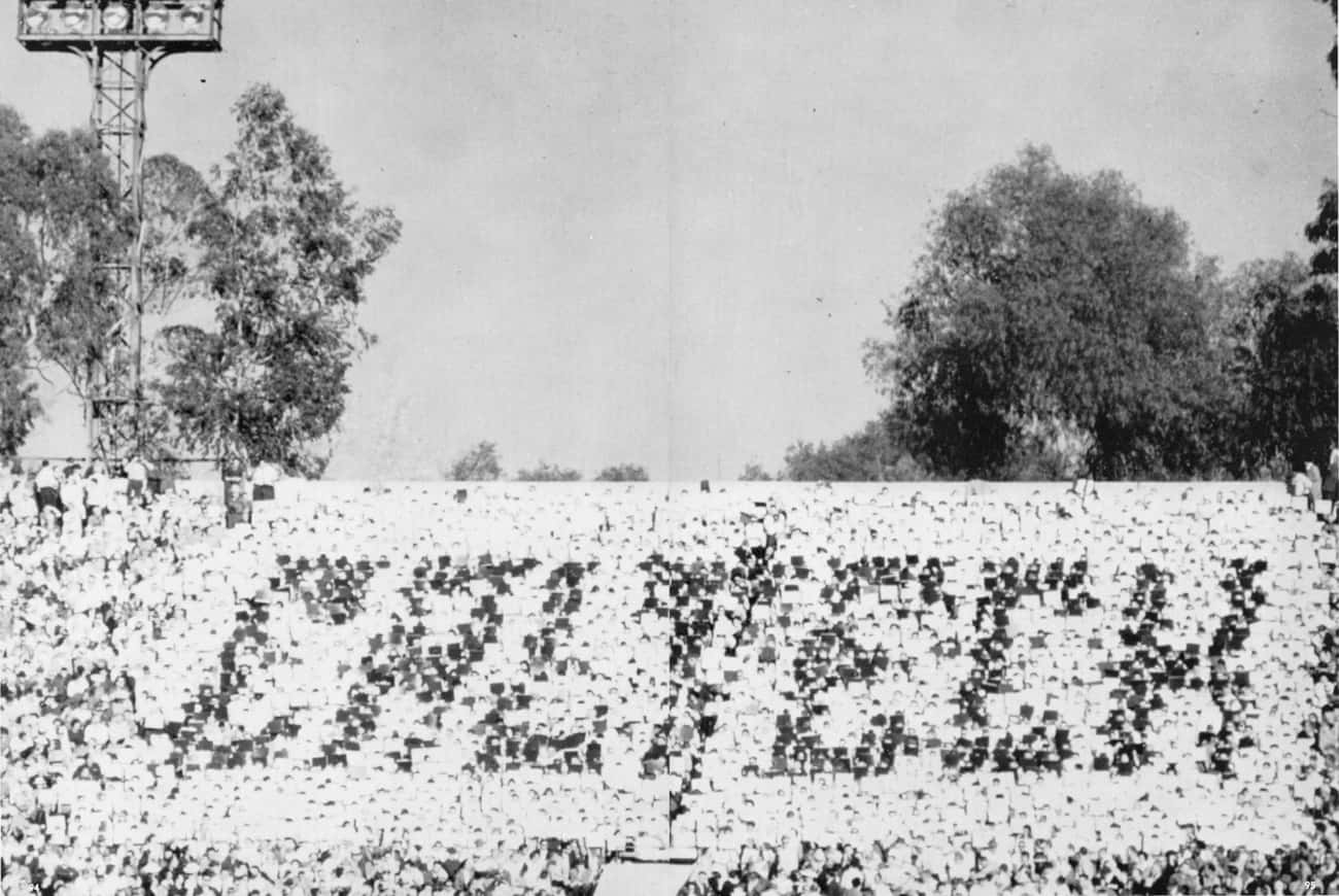 The Rose Bowl Prank Of 1961 is listed (or ranked) 1 on the list Historical Pranks That Will Actually Impress You