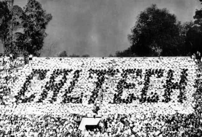 The Rose Bowl Prank of 1961 is listed (or ranked) 4 on the list Historical Pranks That Will Actually Impress You