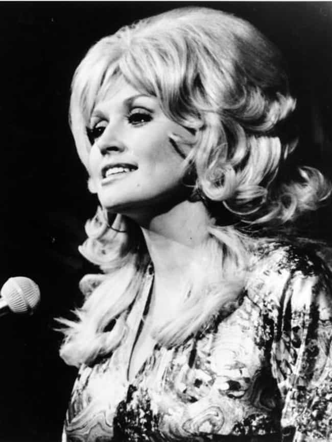 Young Dolly Parton At The Mic is listed (or ranked) 4 on the list Pictures Of Young Dolly Parton