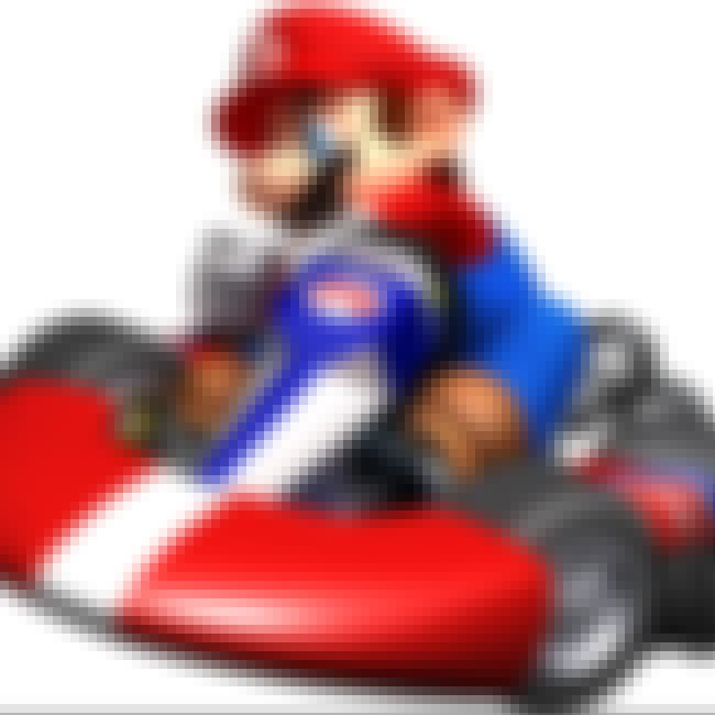 Mario Kart is listed (or ranked) 4 on the list The Best Video Game Franchises of All Time