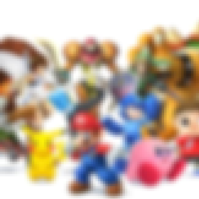 Super Smash Bros. is listed (or ranked) 3 on the list The Best Video Game Franchises of All Time