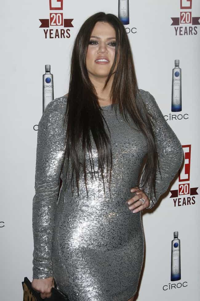 Khloe Kardashian Before Weight... is listed (or ranked) 5 on the list 29 Celebrities Who Lost a Ton of Weight (Before and After)
