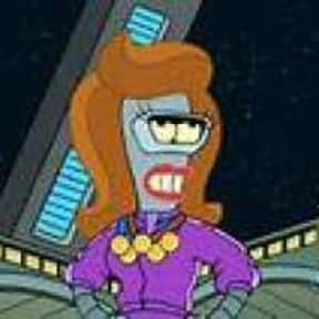 Coilette is listed (or ranked) 23 on the list The Funniest Robots of Futurama