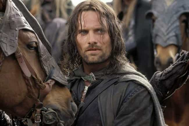 Viggo Mortensen Not Only Bough... is listed (or ranked) 7 on the list 35 Things You Didn't Know About 'The Lord Of The Rings' Films