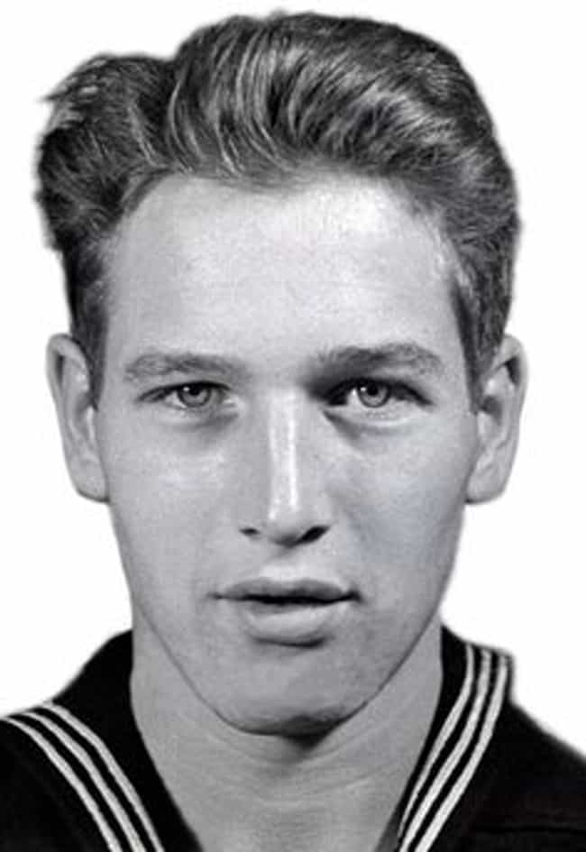 Young Paul Newman in Sailor Ou... is listed (or ranked) 2 on the list 22 Pictures of Young Paul Newman