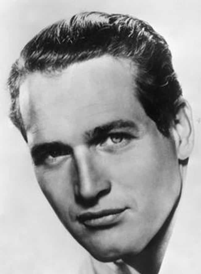 Young Paul Newman Closeup Blac... is listed (or ranked) 4 on the list 22 Pictures of Young Paul Newman