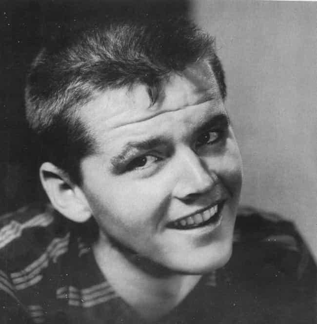 Young Jack Nicholson in ... is listed (or ranked) 2 on the list 20 Pictures of Young Jack Nicholson