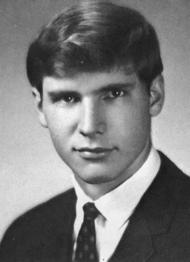 20 pictures of harrison ford when he was young