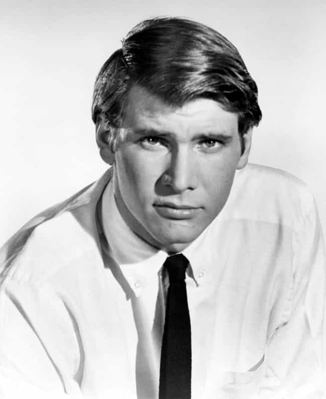 20 Pictures of Young Harrison Ford