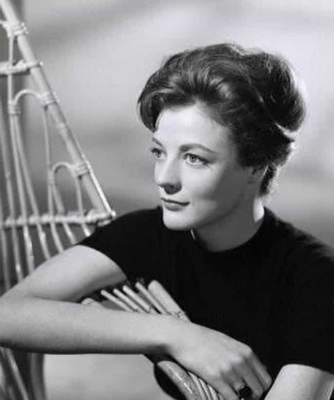 Young Maggie Smith in Bl... is listed (or ranked) 1 on the list 20 Pictures of Young Maggie Smith