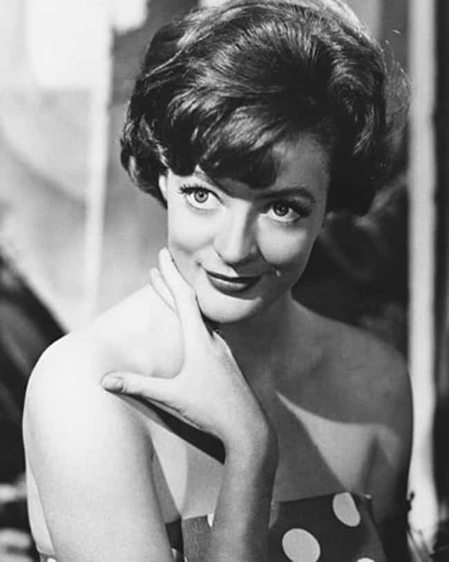 Young Maggie Smith in Lo... is listed (or ranked) 2 on the list 20 Pictures of Young Maggie Smith