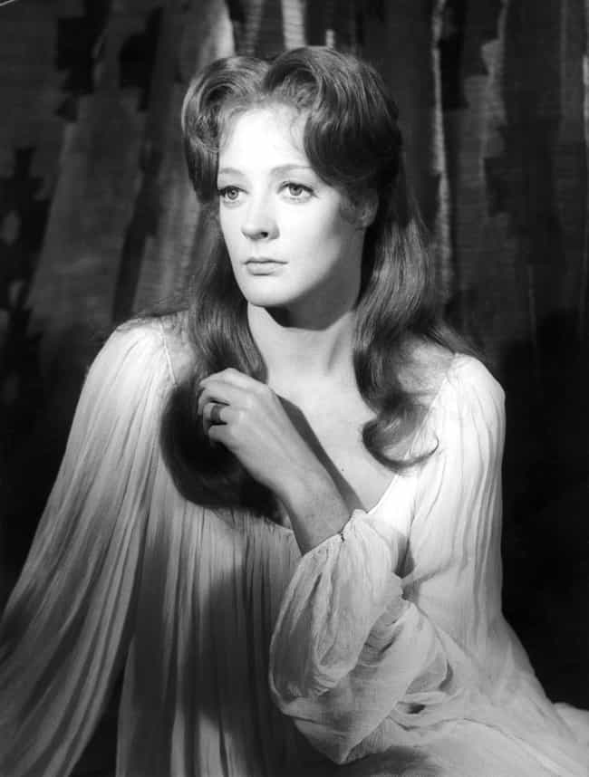 Young Maggie Smith in El... is listed (or ranked) 3 on the list 20 Pictures of Young Maggie Smith