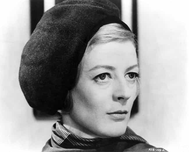 Young Maggie Smith in Bl... is listed (or ranked) 4 on the list 20 Pictures of Young Maggie Smith