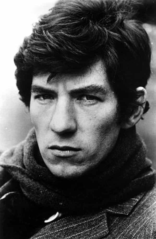 Young Ian McKellen in Striped ... is listed (or ranked) 3 on the list 19 Pictures of Young Ian McKellen