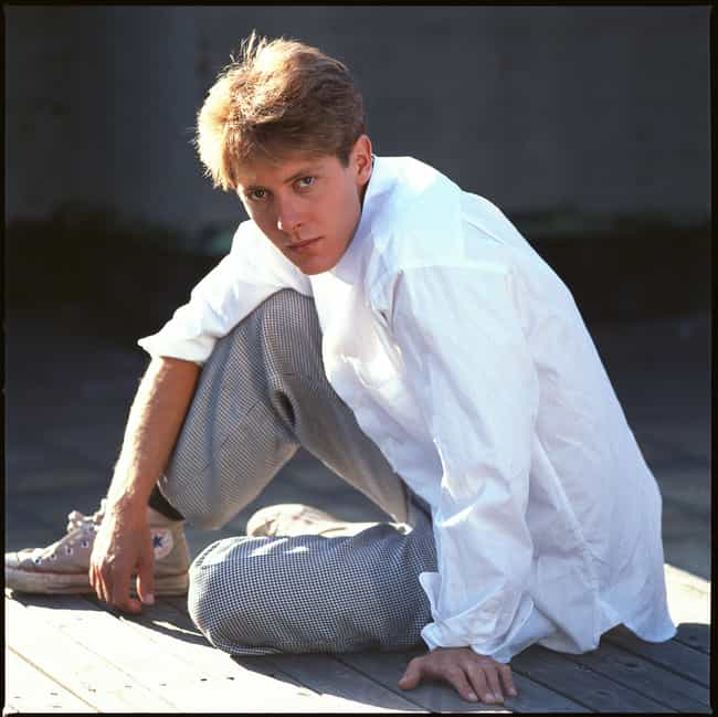 Young James Spader in Wh... is listed (or ranked) 3 on the list 20 Pictures of Young James Spader