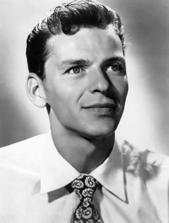 Young Frank Sinatra in W... is listed (or ranked) 3 on the list 20 Pictures of Young Frank Sinatra